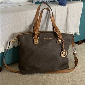 Michael Kors Karla Tote (Discontinued)